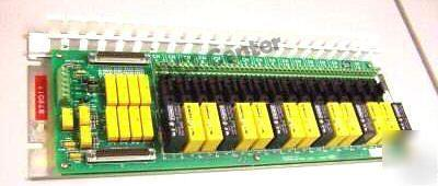 Emerson Fisher Discrete Input Output Termination Panel (41B7389X062) | Image