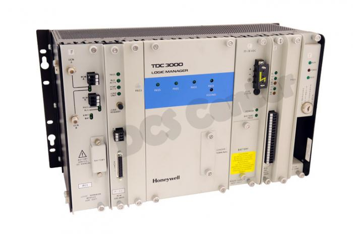 Honeywell TDC 3000 Five-slot Chassis  (51196692-100) | Image