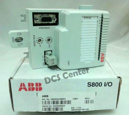 ABB  Advant  800xA Profibus DP-VI Communication Interface Module (CI801) | Image