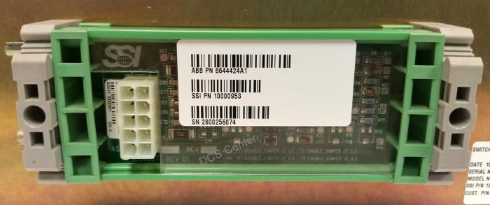 ABB Bailey Infi 90 Voltage Bus Monitor Assembly (6644424A1) | Image