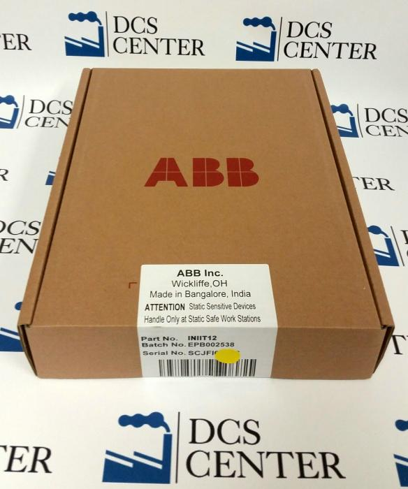 ABB Bailey Infi 90 Infi-Net to Infi-Net Transfer Module (INIIT12) | Image