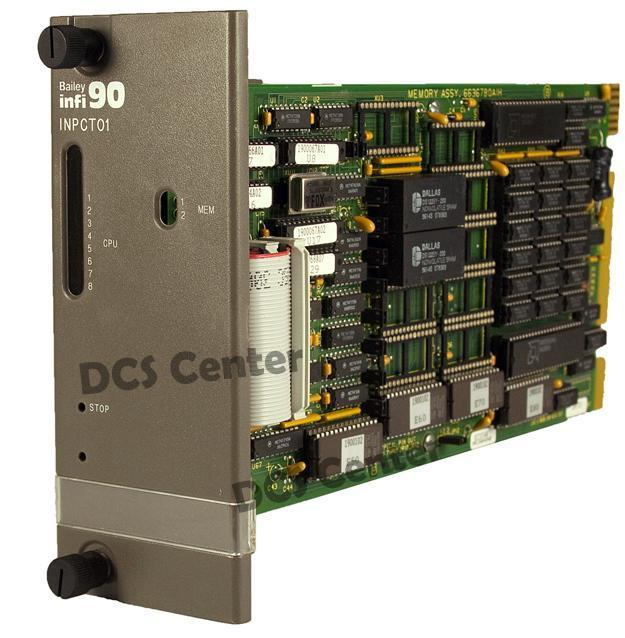 ABB Bailey Infi 90 Plant Loop to Computer Transfer Module (INPCT01) | Image