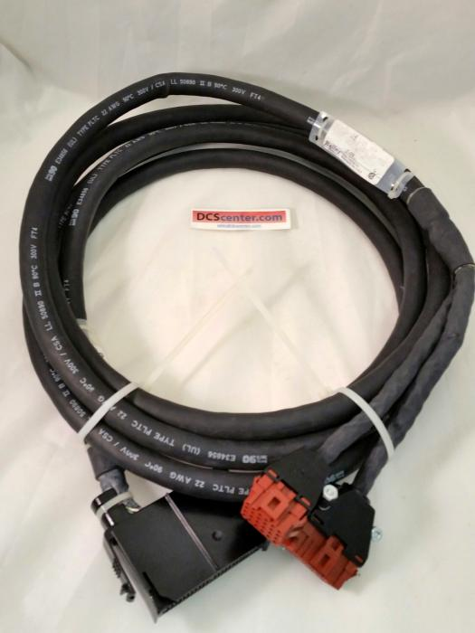 ABB Bailey Infi 90 Analog Slave Termination Unit Cable - 15 foot (NKAS11-15) | Image