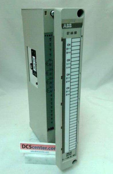 ABB Procontic Analog Output Module (07 AA 60 R1) | Image