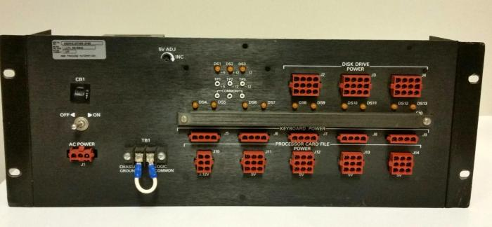 ABB Taylor Processor Power Supply (6020NZ10700) | Image