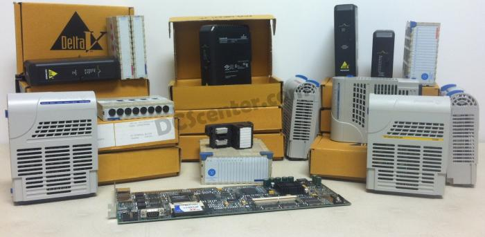 Emerson DeltaV Analog Input Card (VE4003S7B1) Alt# KJ3231X1-BA1 and 12P2957X042 | Image