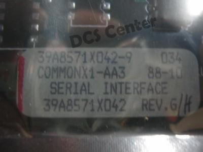 Emerson Fisher Serial Interface Module (39A8571X042) | Image