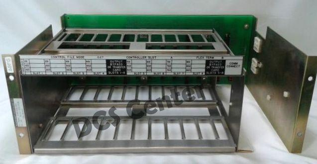 Emerson Rosemount Analog Flexterm Rack (01984-2526-0002) | Image