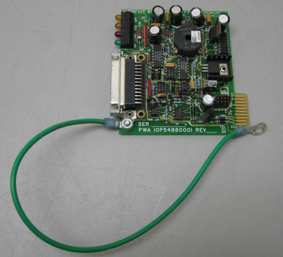 Emerson Rosemount Port Input Output - RS422/RS232 Interface Module (10P54880001) | Image