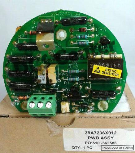 Emerson Fisher PC Transmitter Board (39A7236X012) | Image