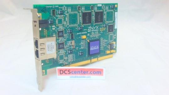 Emerson Ovation Dual Homed Copper Ethernet NIC for Controller (1X00061H01) Alt# ZX372-A3 | Image