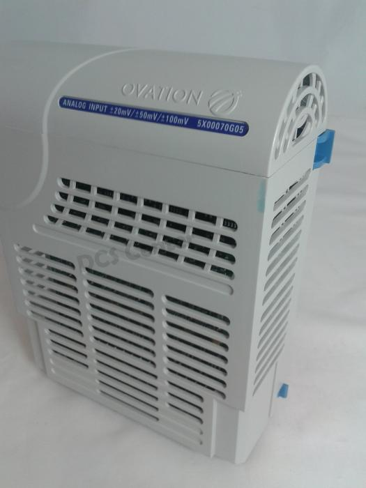 Emerson Ovation Analog Input Module, High Speed (5X00070G05) | Image
