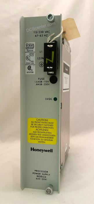 Honeywell UCN Processer Power Supply (620-0041) | Image