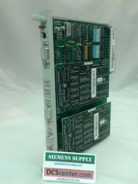 Siemens Simatic S5  Moby-M Module (6AW5463-0AB) | Image