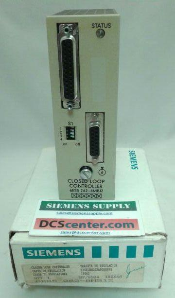 Siemens Simatic S5  IP262 Closed Loop Control Module (6ES5262-8MB12) | Image