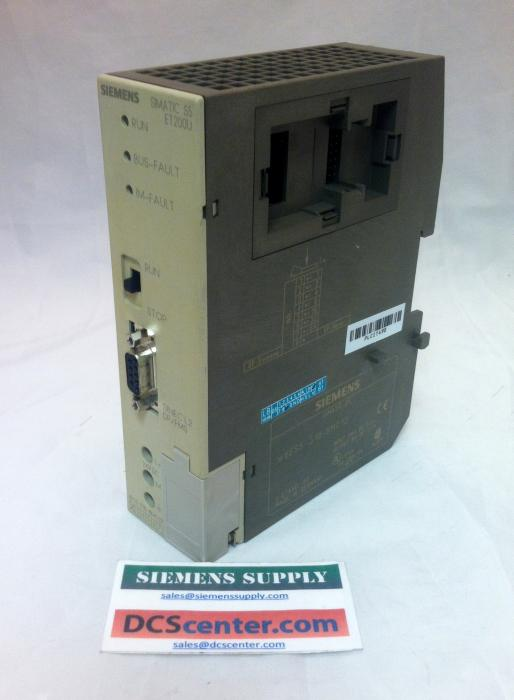Siemens Simatic S5  ET200U Interface Module Profibus DP (6ES5318-8MC12) | Image