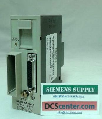 Siemens Simatic S5  Communications Module (6ES5521-8MA11) | Image