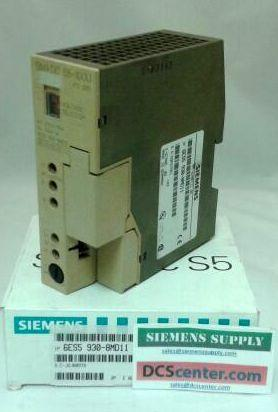 SIEMENS | Power Supply - PS930 1A | SIMATIC S5 | Image