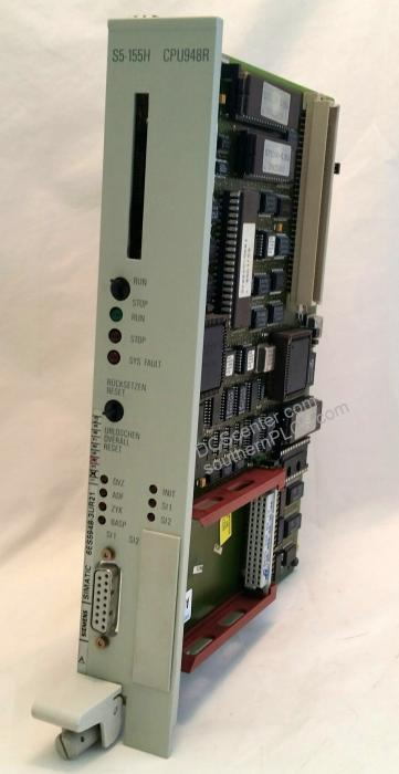 SIEMENS | CPU948R Central Processor Module | SIMATIC S5 | Image