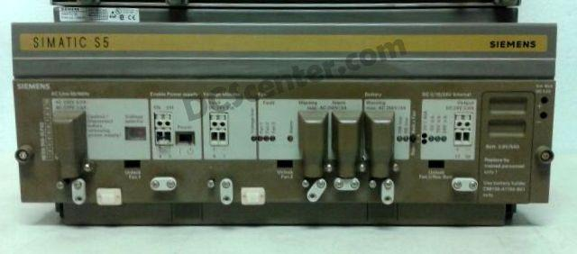 SIEMENS | Power Supply - PS955 | SIMATIC S5 | Image