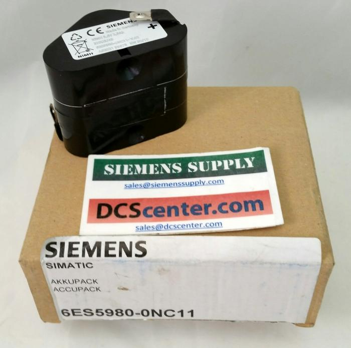 SIEMENS | Rechargeable Battery for Power Supplies PS955 | SIMATIC S5 | Image