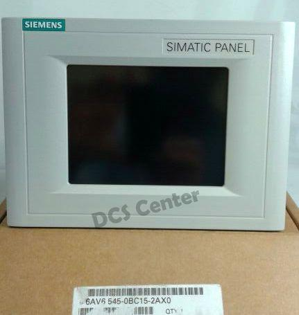SIEMENS | 6AV6545-0BC15-2AX0 | TP170B Touch Panel  | SIMATIC S7 | Image