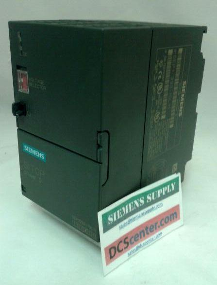 SIEMENS | 6EP1333-1SL11 | Power Supply  | SIMATIC S7 | Image