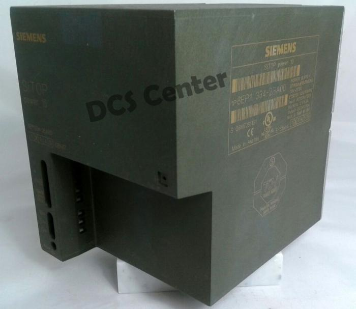 SIEMENS | 6EP1334-2BA00 | Power Supply Module  | SIMATIC S7 | Image