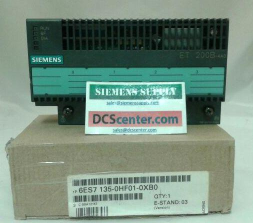 SIEMENS | 6ES7135-0HF01-0XB0 | Analog Output Module  | SIMATIC S7 | Image