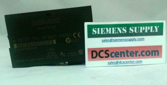 SIEMENS | 6ES7135-4FB00-0AB0 | Analog Output Module  | SIMATIC S7 | Image