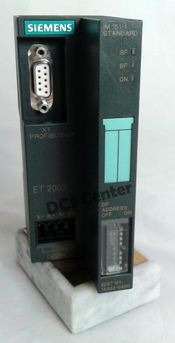 SIEMENS | 6ES7151-1AA04-0AB0 | Interface Module  | SIMATIC S7 | Image