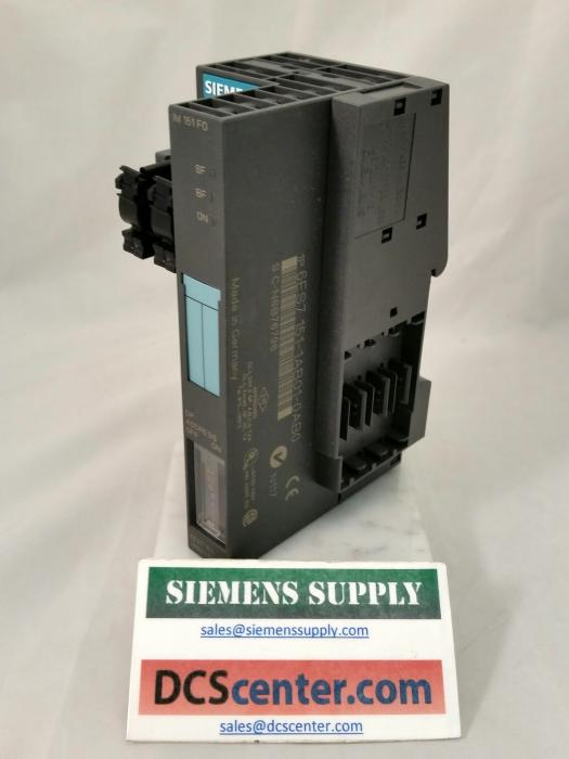 SIEMENS | 6ES7151-1AB01-0AB0 | Interface Module  | SIMATIC S7 | Image