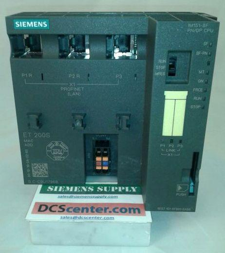 SIEMENS | 6ES7151-8FB01-0AB0 | Interface Module  | SIMATIC S7 | Image