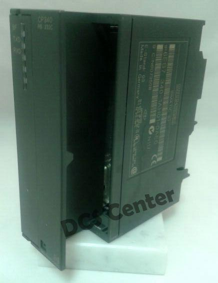 SIEMENS | 6ES7340-1AH01-0AE0 | Communications Processor Module  | SIMATIC S7 | Image