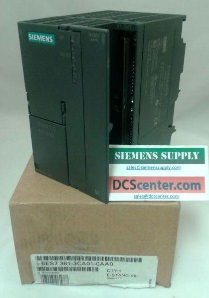 SIEMENS | 6ES7361-3CA01-0AA0 | Interface Module  | SIMATIC S7 | Image