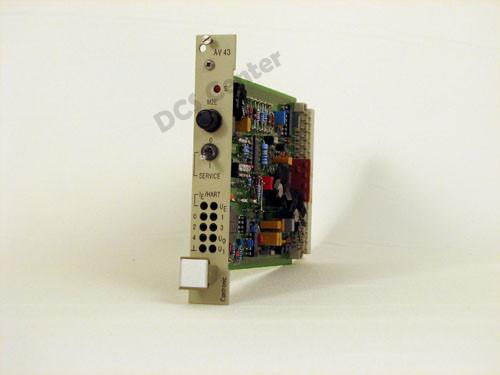 ABB Contronic Module | TZF12 | Image